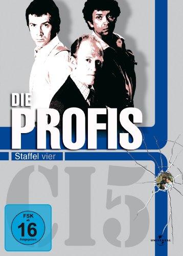 Die Profis Staffel 4 (4 DVDs)