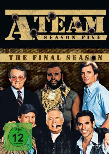 Das A-Team Season 5: The Final Season (3 DVDs)