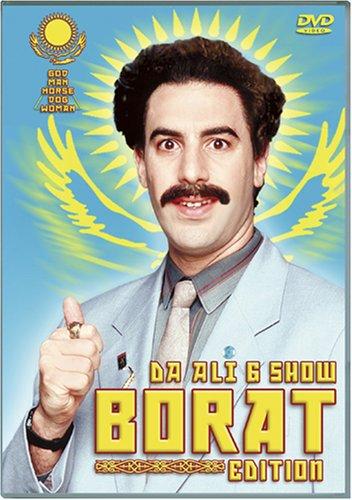 Da Ali G Show Borat Edition