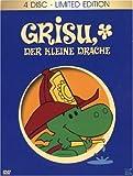Grisu, der kleine Drache - Die komplette Serie (Limited Edition mit Ansteckbutton) (4 DVDs)