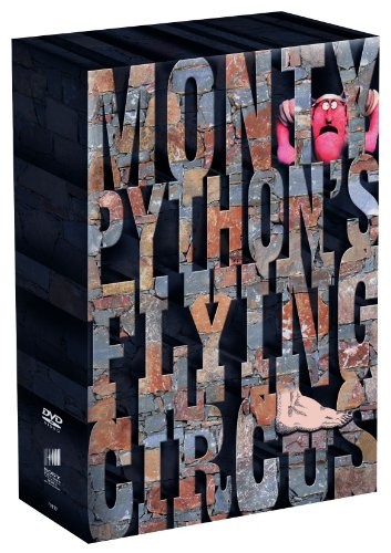 Monty Python's Flying Circus Box (7 DVDs)