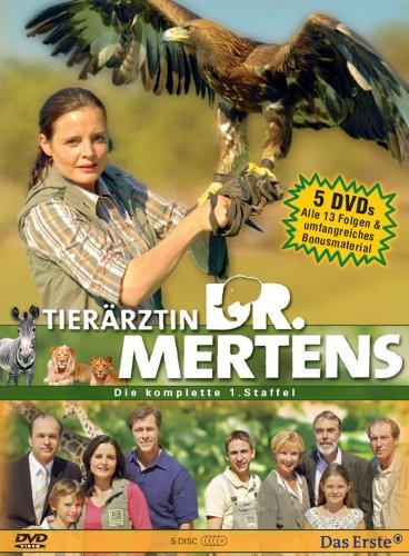 Tierärztin Dr. Mertens Staffel 1 (5 DVDs)
