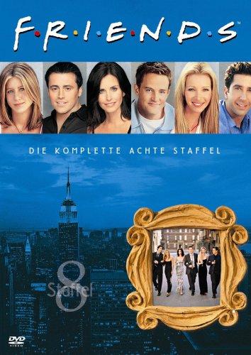 Friends Staffel  8 Box Set (4 DVDs)