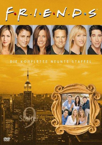 Friends Staffel  9 Box Set (4 DVDs)