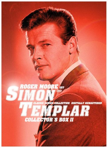 Simon Templar Collector's Box 2 (7 DVDs)