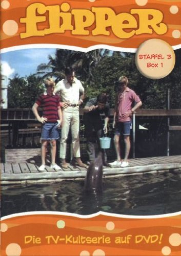 Flipper Staffel 3, Box 1 (2 DVDs)