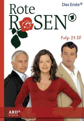 Rote Rosen Folgen 21-30 (3 DVDs)