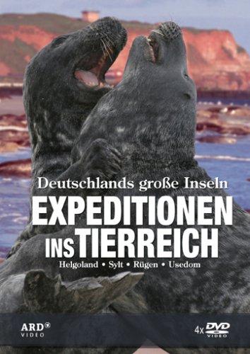Expeditionen ins Tierreich Deutschlands große Inseln