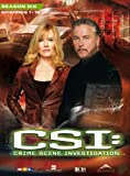 CSI - Season  6 / Box-Set 1 (3 DVDs)
