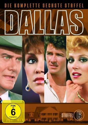 Dallas Staffel  6 (8 DVDs)