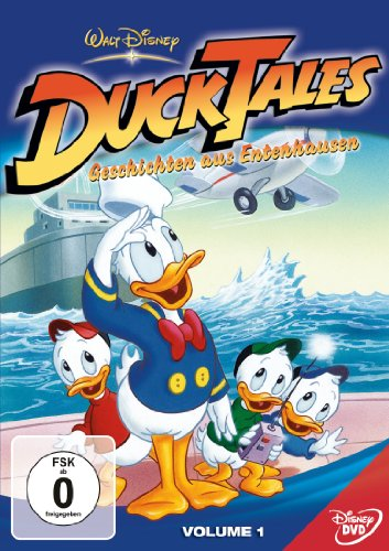 DuckTales - Geschichten aus Entenhausen, Vol. 1