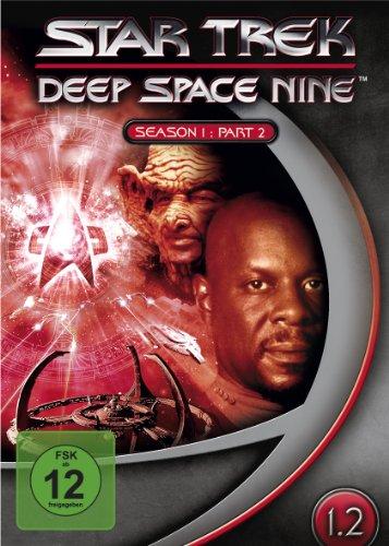 Star Trek - Deep Space Nine Season 1.2 (3 DVDs)