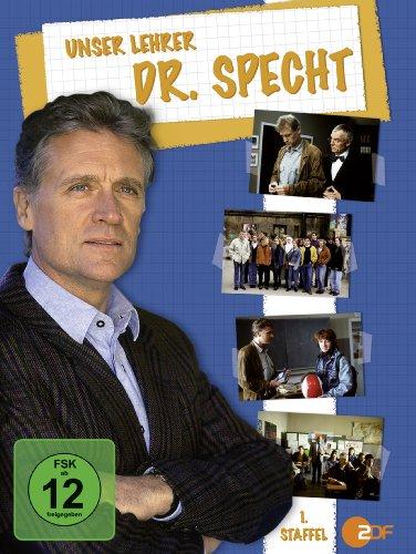 Unser Lehrer Dr. Specht Staffel 1 (4 DVDs)