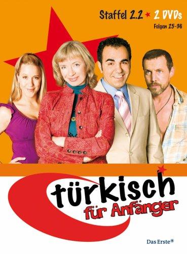 Türkisch für Anfänger Staffel 2.2 (2 DVDs)