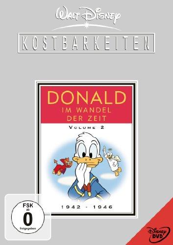 Walt Disney Kostbarkeiten - Donald im Wandel der Zeit - Volume 2 (2 DVDs)