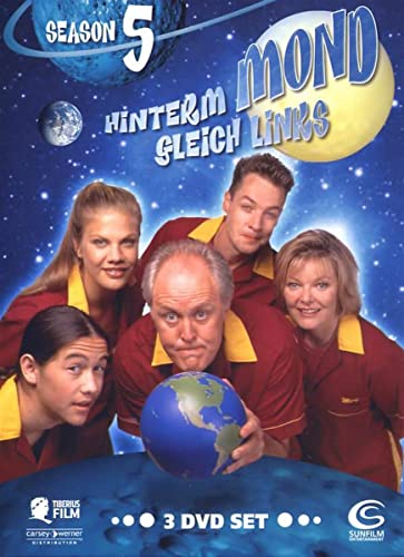 Hinterm Mond gleich links Staffel 5 (4 DVDs)