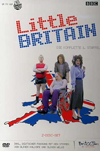 Little Britain Die komplette 1. Staffel (2 DVDs)