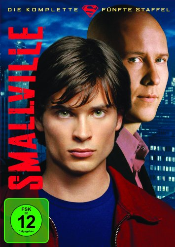Smallville Staffel  5 (6 DVDs)
