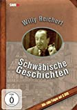 Willy Reichert: Schwäbische Geschichten - Alle zehn Folgen (3 DVDs)