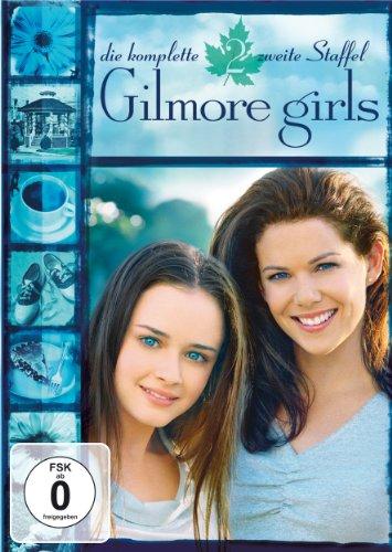 Gilmore Girls Staffel 2 (6 DVDs)