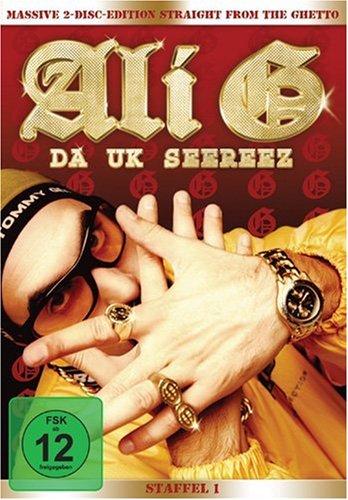 Da Ali G Show Da UK Seereez