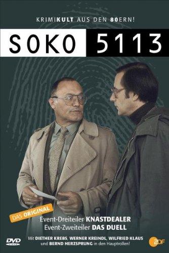 SOKO 5113 Knastdealer / Das Duell