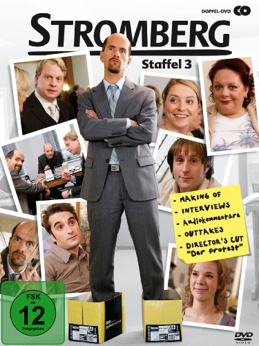Stromberg Staffel 3 (2 DVDs)