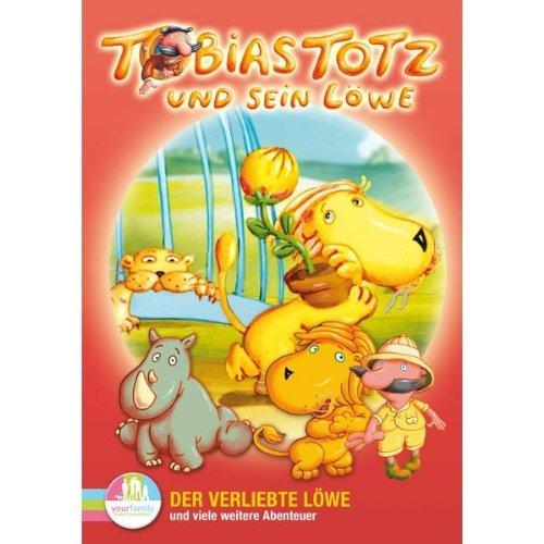 Tobias Totz Vol. 3 - Der verliebte Löwe