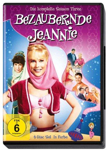 Bezaubernde Jeannie Season 3 (4 DVDs)