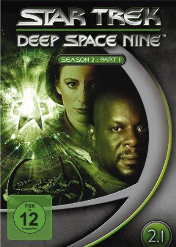 Star Trek - Deep Space Nine Season 2.1 (3 DVDs)