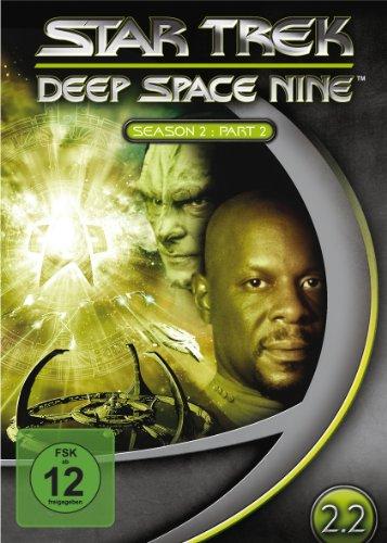 Star Trek - Deep Space Nine Season 2.2 (3 DVDs)