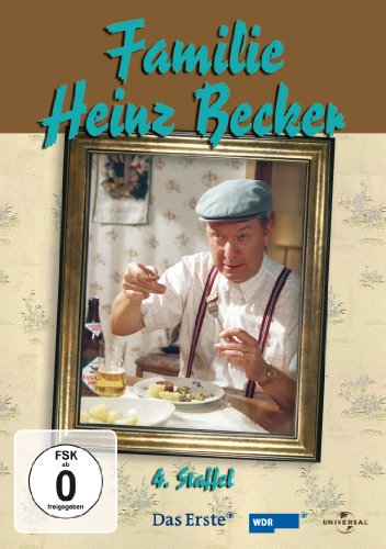 Familie Heinz Becker Die komplette 4. Staffel (2 DVDs)