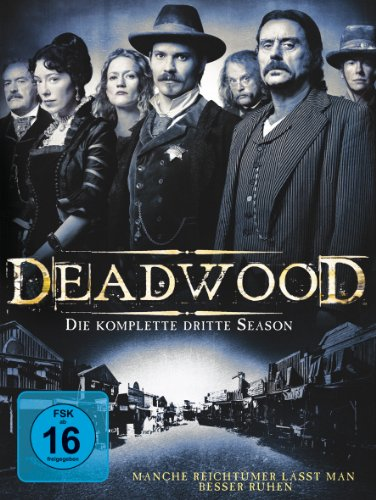 Deadwood Season 3 (4 DVDs)
