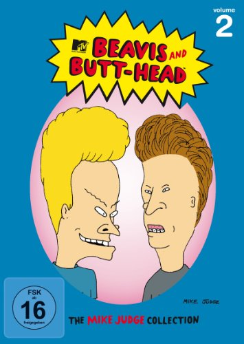 Beavis & Butt-Head The Mike Judge Collection, Volume 2 (3 DVDs)
