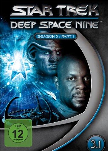 Star Trek - Deep Space Nine Season 3.1 (3 DVDs)
