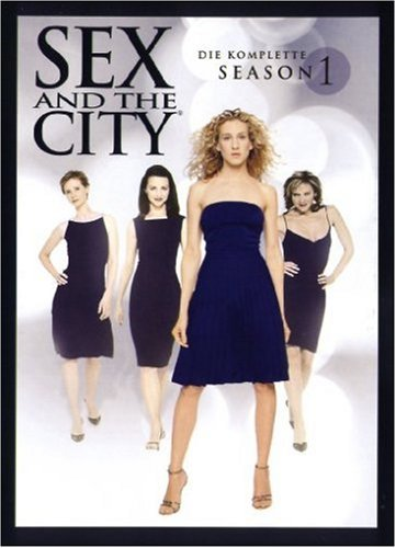 Sex and the City Season 1 (2 DVDs)