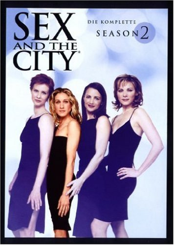 Sex and the City Season 2 (3 DVDs)