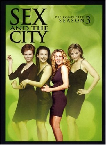 Sex and the City Season 3 (3 DVDs)