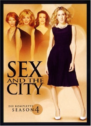 Sex and the City Season 4 (3 DVDs)