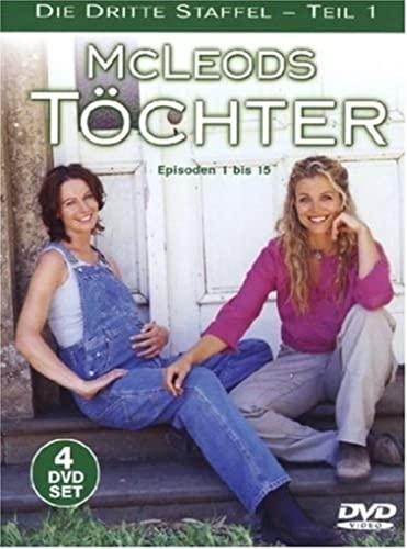 McLeods Töchter Staffel 3, Teil 1 (4 DVDs)