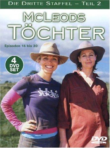 McLeods Töchter Staffel 3, Teil 2 (4 DVDs)