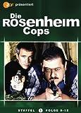 Die Rosenheim Cops - Staffel 1/Folge 9-12