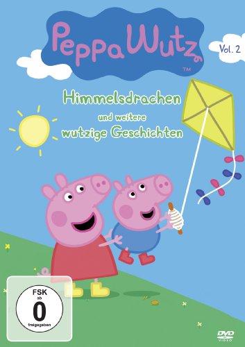 Peppa Wutz, Vol. 2 - Himmelsdrachen und weitere wutzige Geschichten