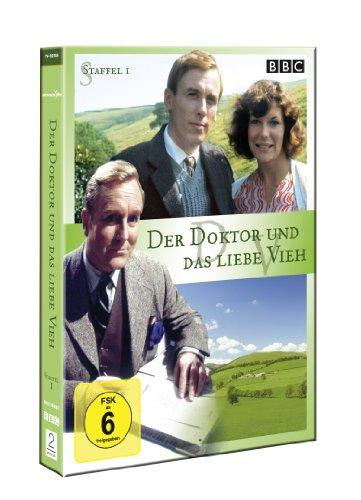 Der Doktor und das liebe Vieh Staffel 1 (4 DVDs)