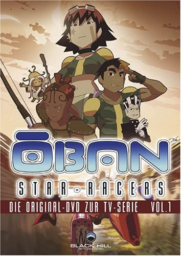 Oban Star-Racers, Vol. 1 - Episode 01-02