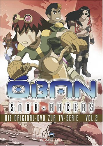 Oban Star-Racers, Vol. 2 - Episode 03-04