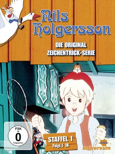 Nils Holgersson   Staffel 1, Folge 01-18 (3 DVDs)
