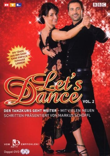 Let's Dance Der Tanzkurs, Vol. 2 (2 DVDs)