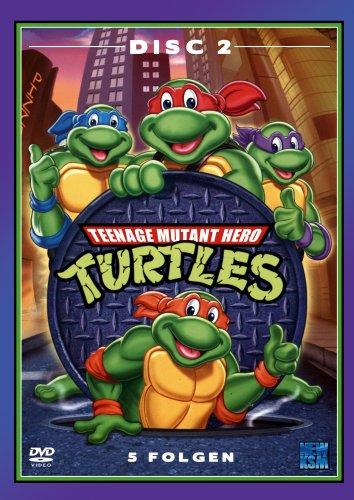 Teenage Mutant Hero Turtles 2 - Folgen 6-10