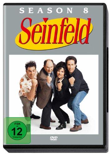Seinfeld Season 8 (4 DVDs)